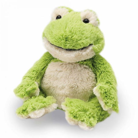 Cozy Plush Frog Microwave Animal