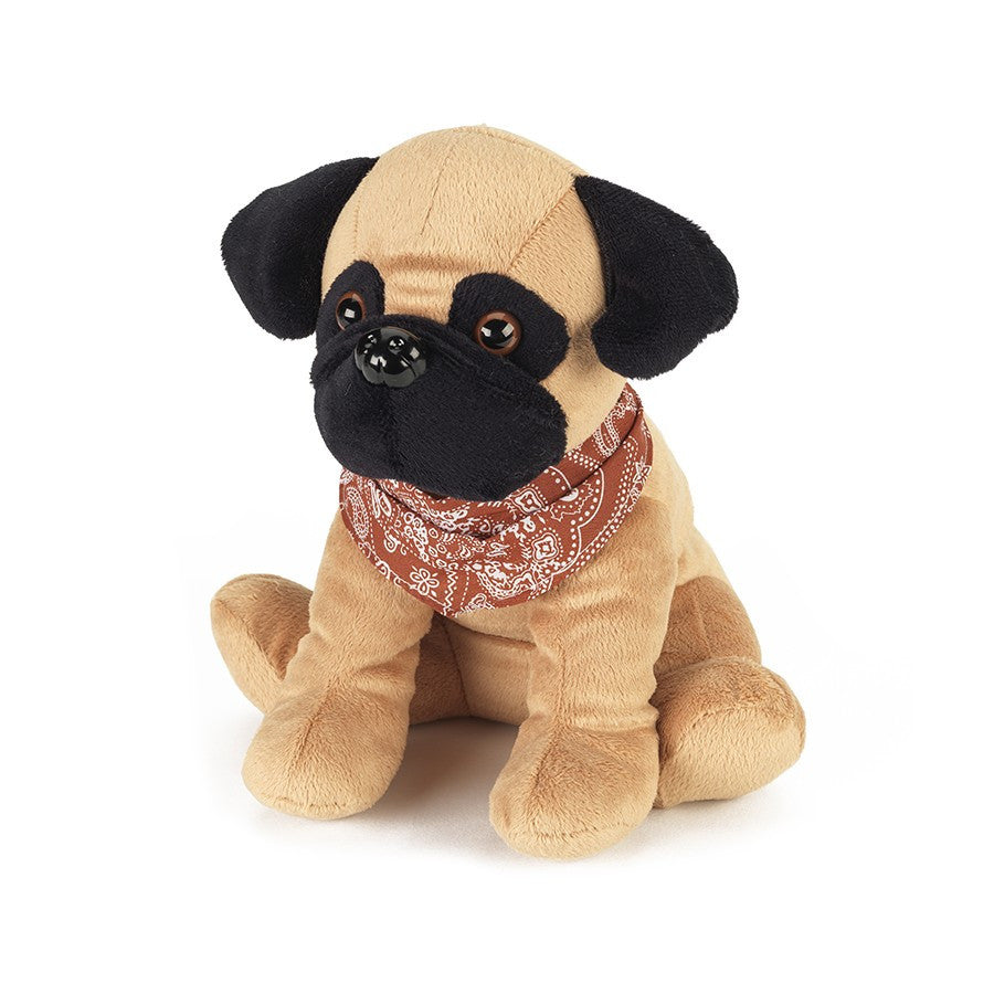 Pugsy the Microwave Toy Pug