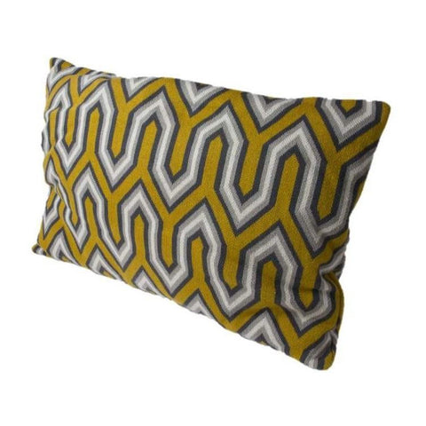 "Venice Inspired Designer Cushion with Integrated 2 litre ""Eco-Sustainable"" Hot Water Bottle"
