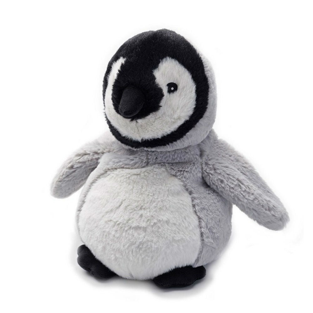 Cozy Plush Baby Penguin Microwave Animal Toy
