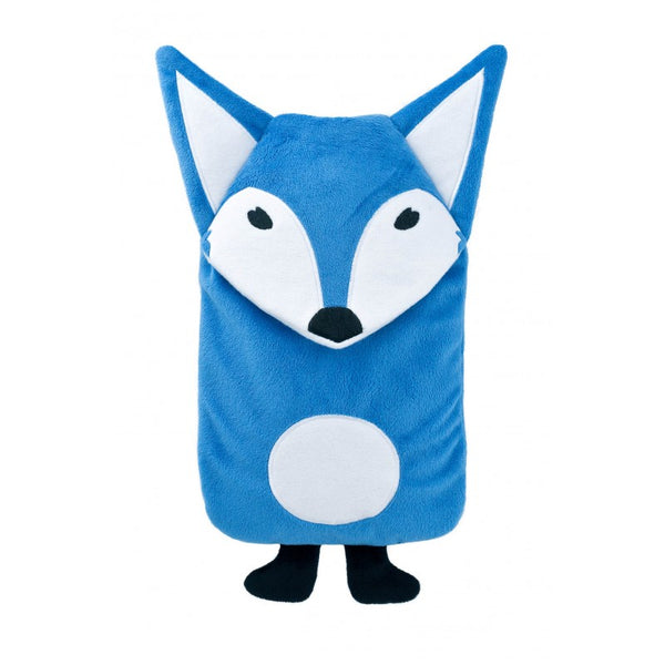 Fox Cover Hot Water Bottle