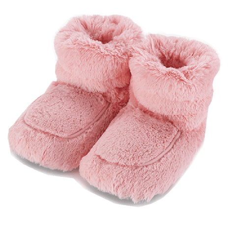 Luxury Heatable Pink Cozy Body Boots