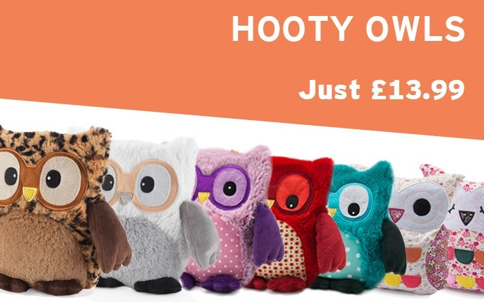 Cozy Plush Christmas Range