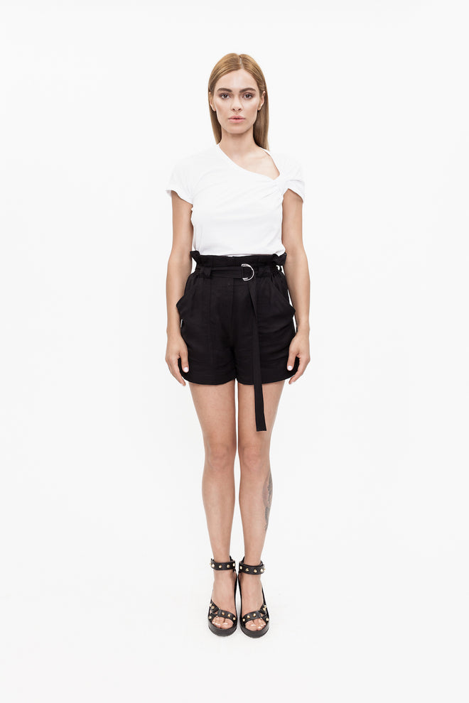 CHRISELLE black shorts