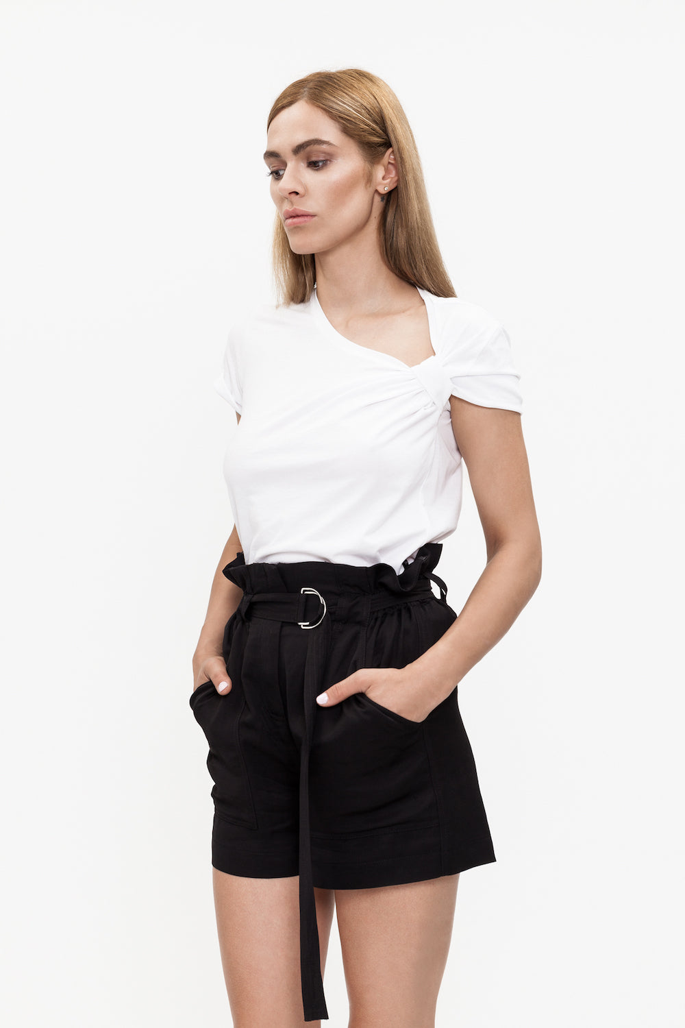 CÉLINE white t-shirt