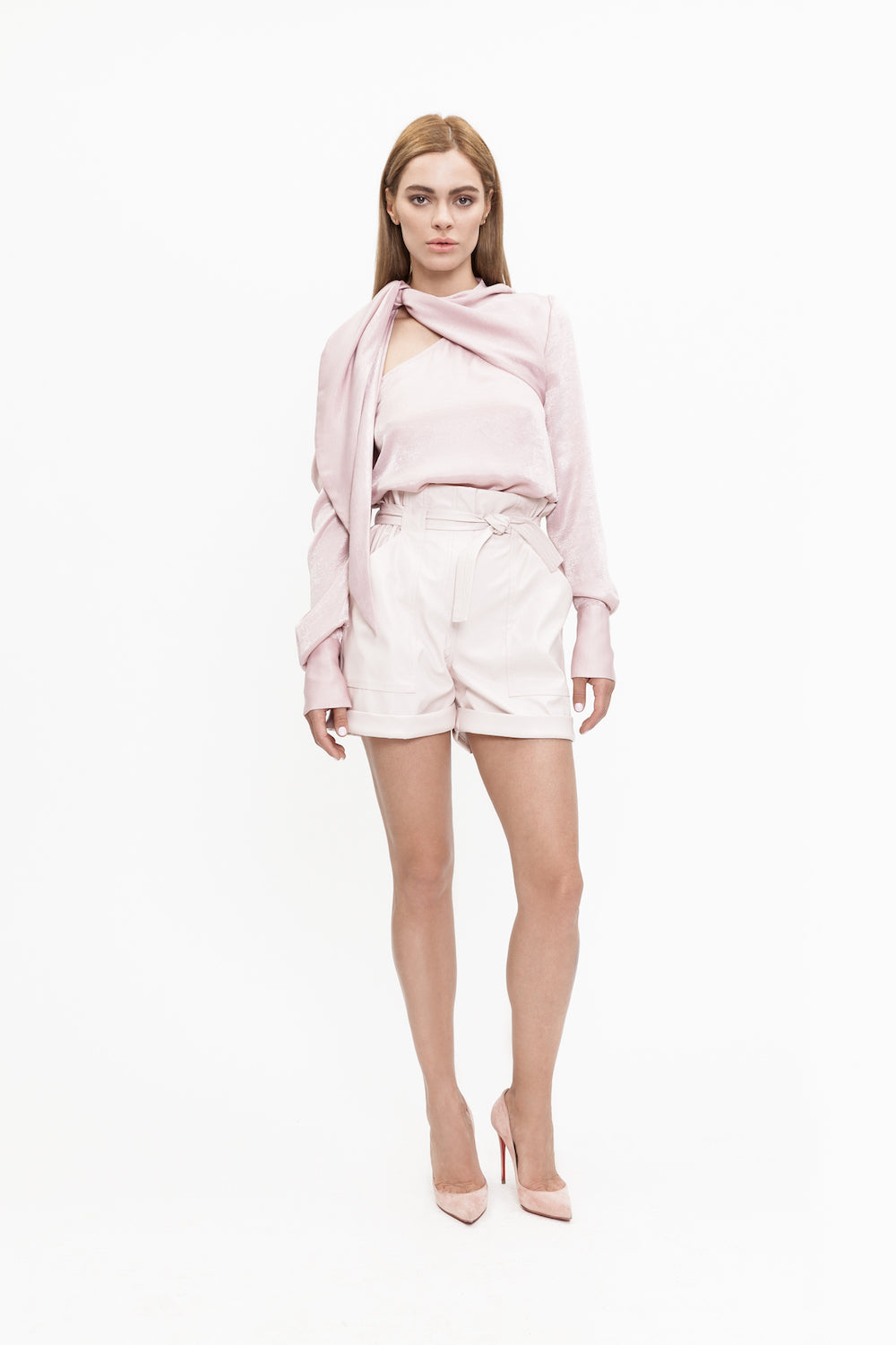ROSY light pink pants