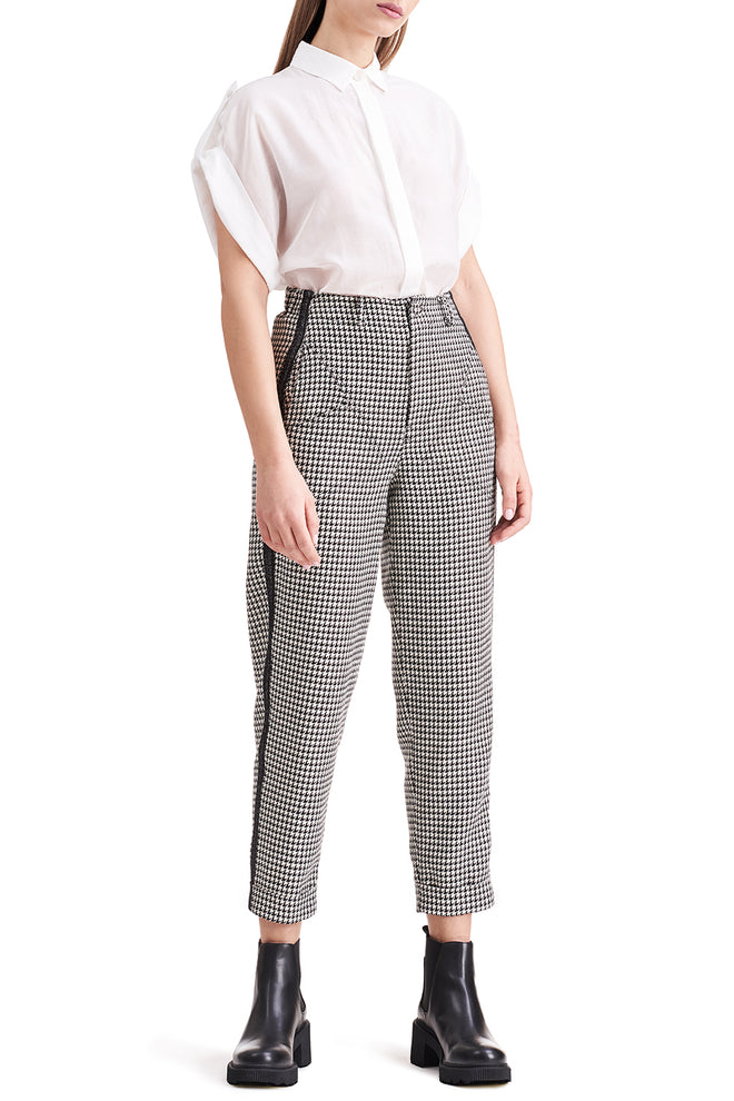 Rachel Gingham Lined Trousers