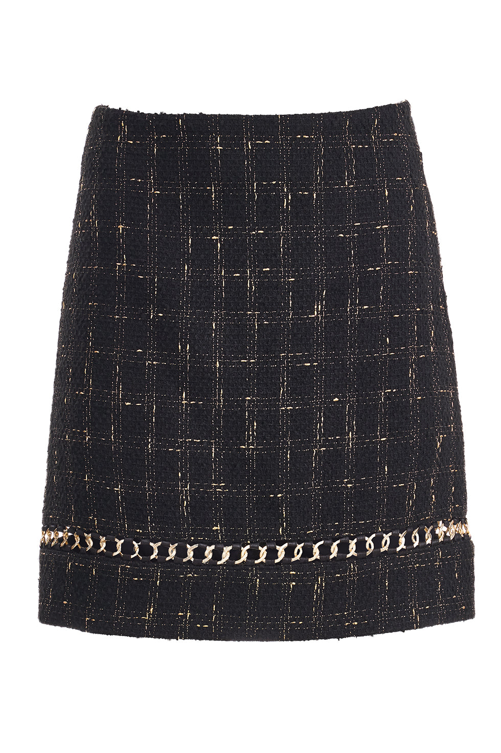 Helga Chain Mini Skirt