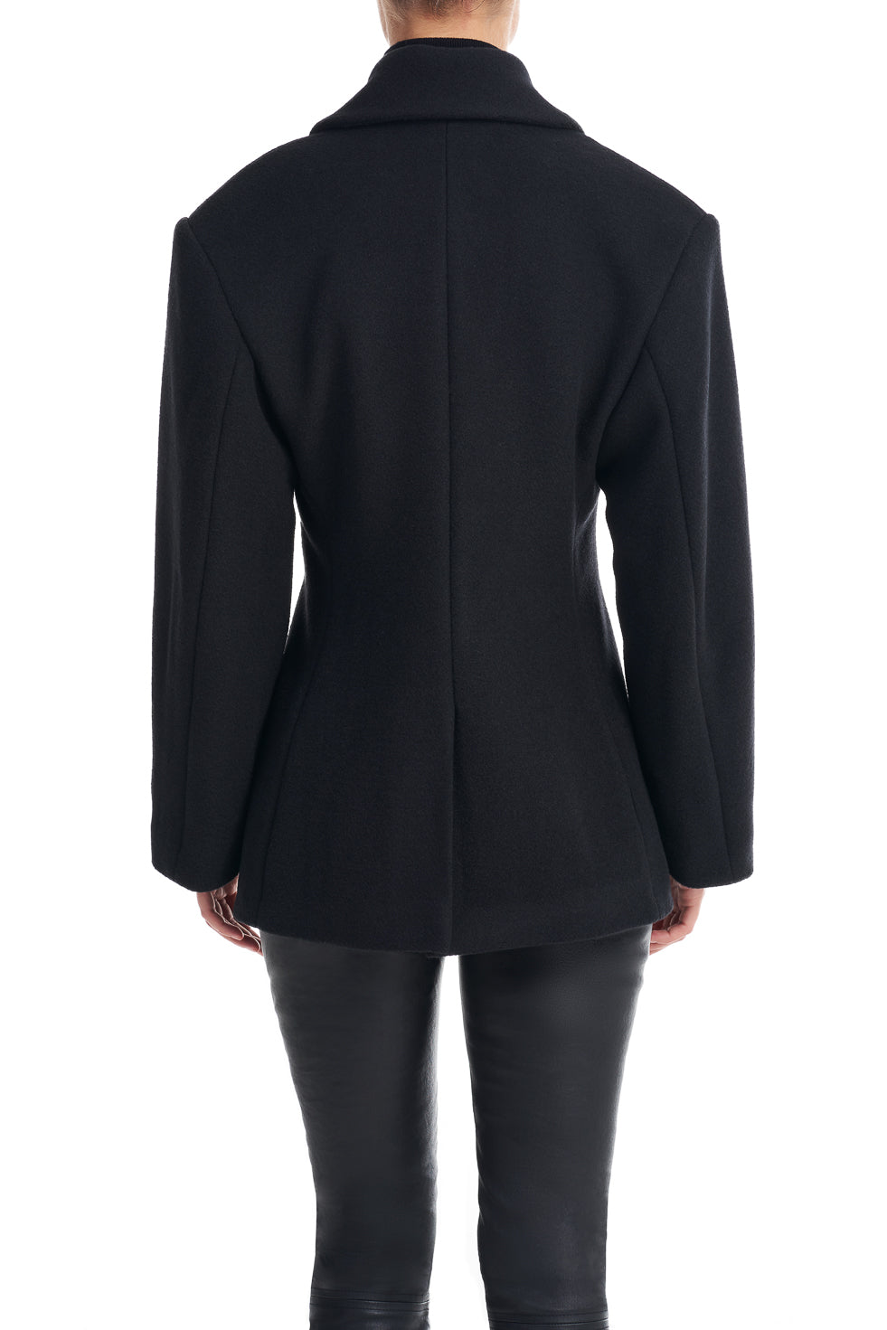 Willow Oversized Single Breasted Hourglass Blazer