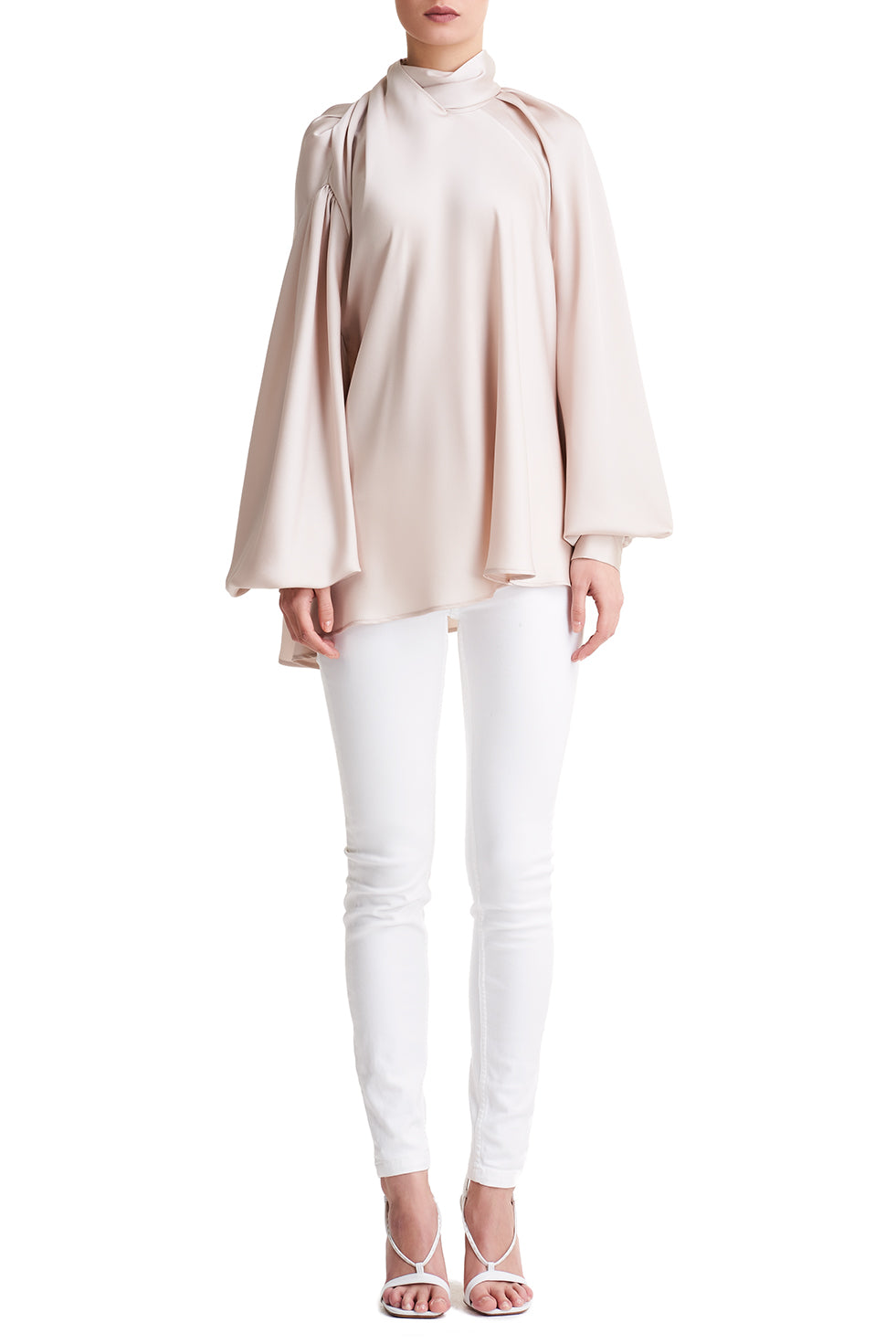 Flo Loose Asymmetric Shirt