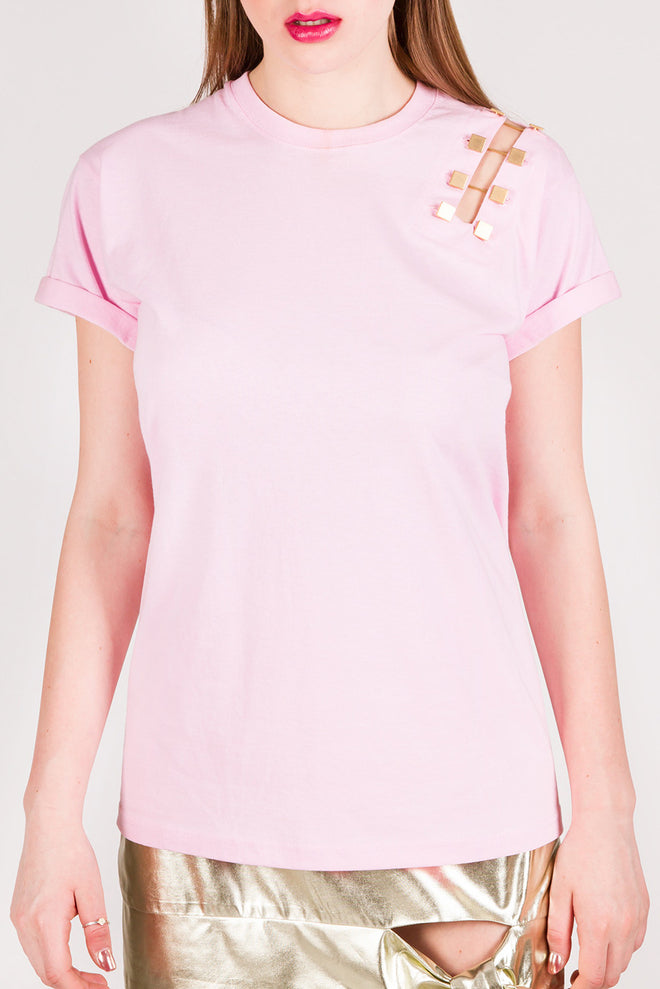 Riley Pink T-shirt