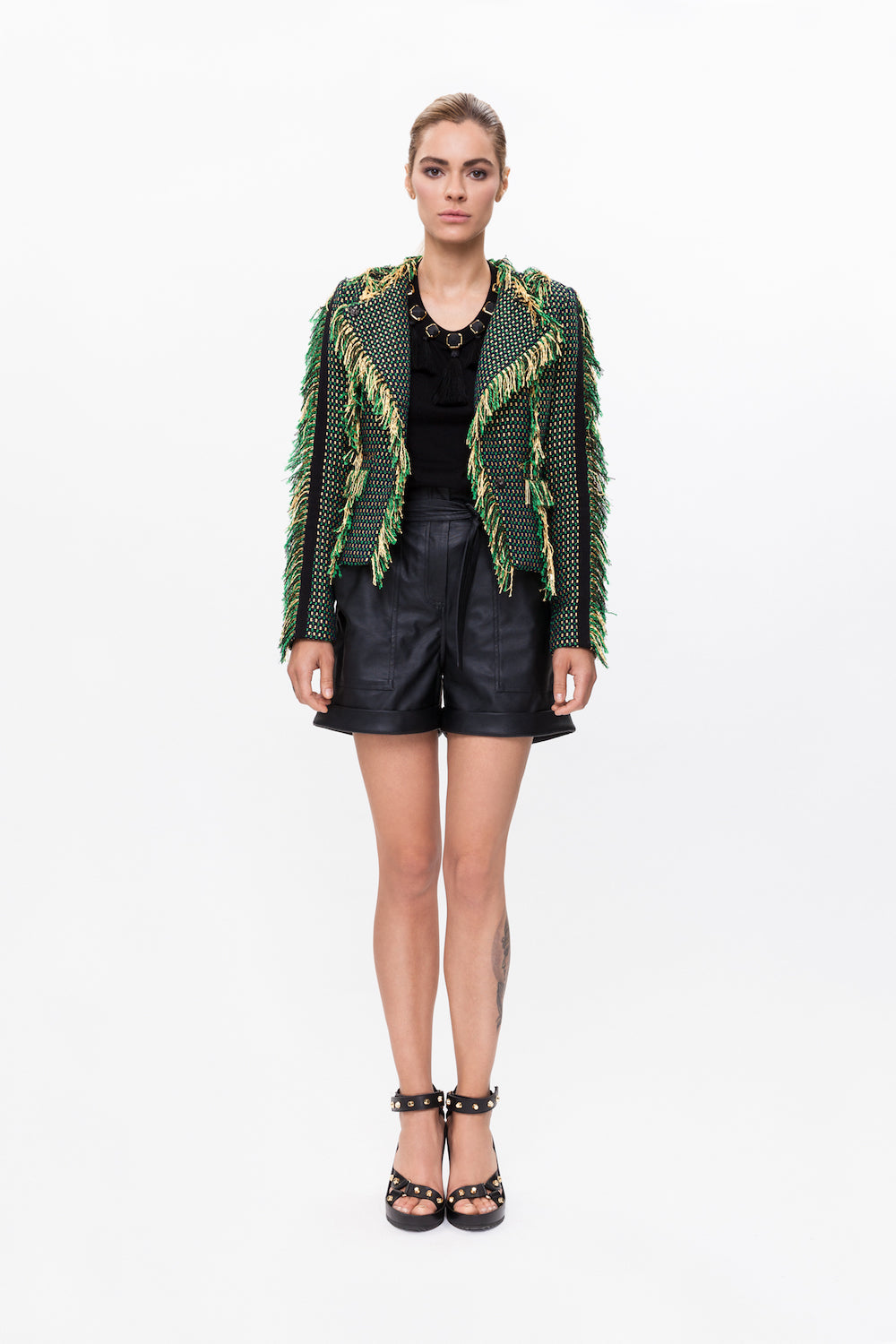 RITA mixed suit jacket