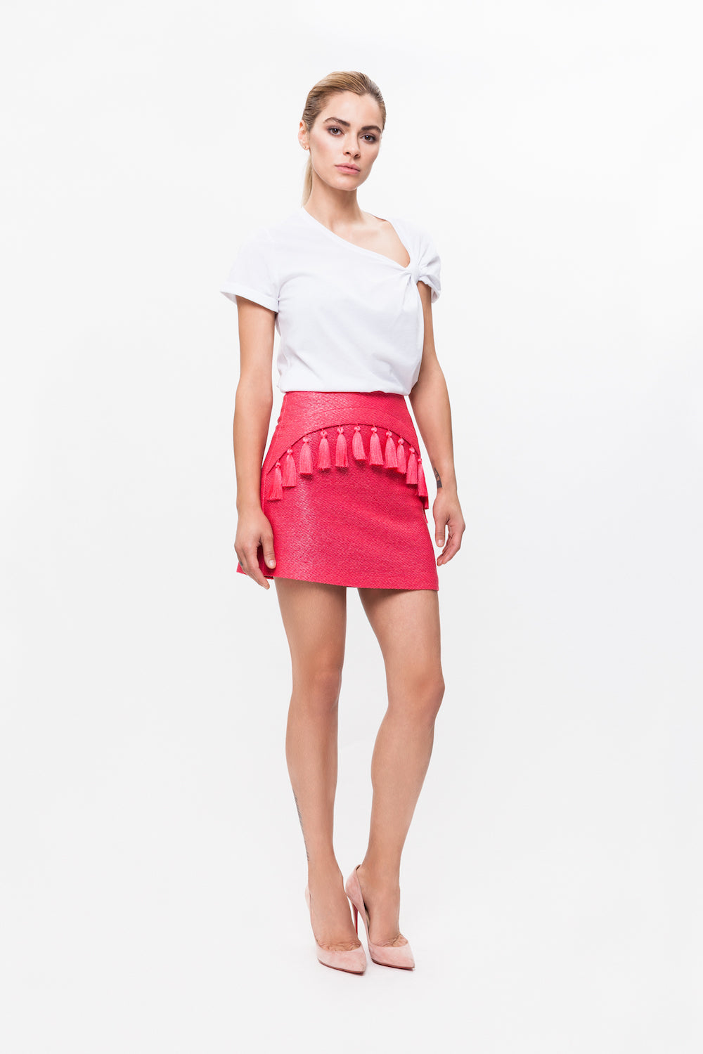 AMICA pink skirt