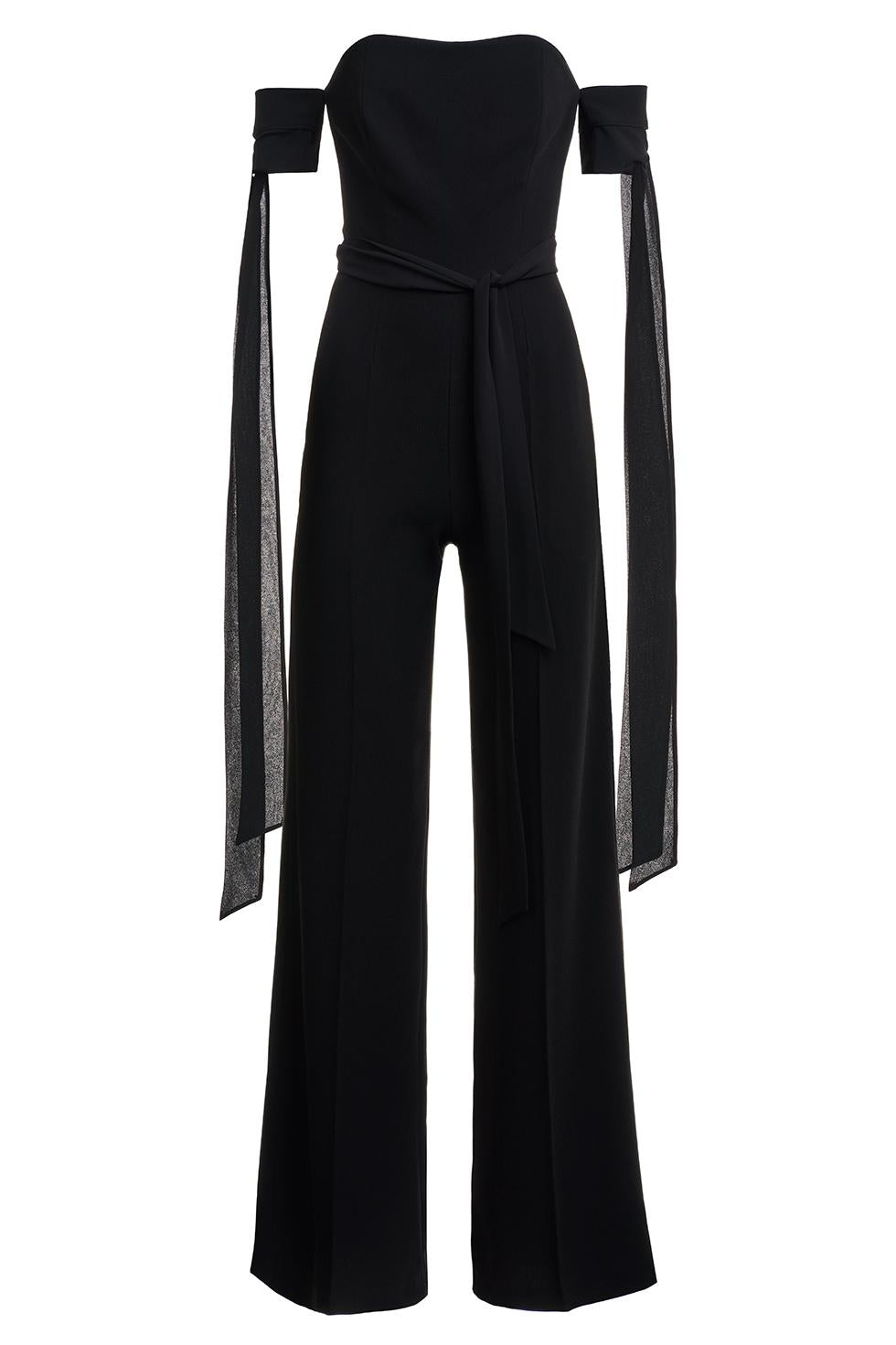 Katlyn Sleeveless Wide Leg Jumpsuit