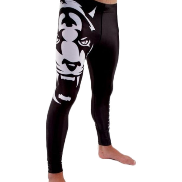 MMA Boxing Tiger til Mænd som er åndbare og komfortable - Men's MMA Boxing Tiger Breathable Sports Muay Thai Pants