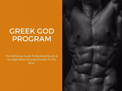 Greek God Workout Plan