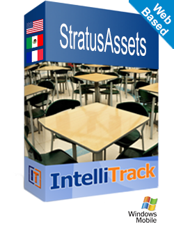 Asset software for tracking & management of assets & consumables