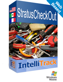 Check In Out software for tracking & management of tools, equipment, assets & consumables