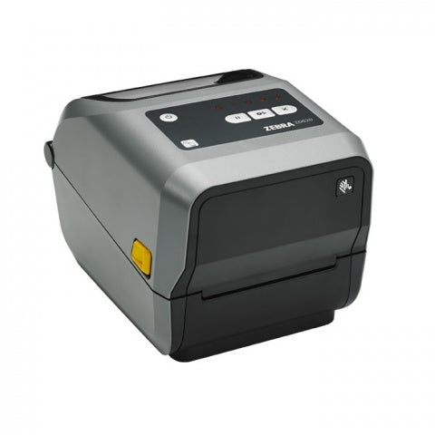 Zebra ZD620 4 Inch Label Printer Thermal Transfer 300DPI USB Serial Ethernet Bluetooth