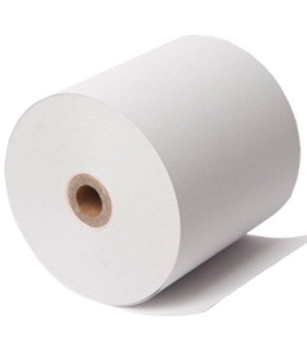 Thermal Receipt Paper, 80mm x 80mm, A-Grade Premium Quality, white, 24 rolls per box