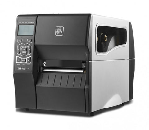 Zebra ZT230 4 Inch Label Printer Thermal Transfer 203DPI USB Serial Ethernet