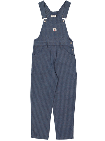 Herringbone Dungaree (Cropped)
