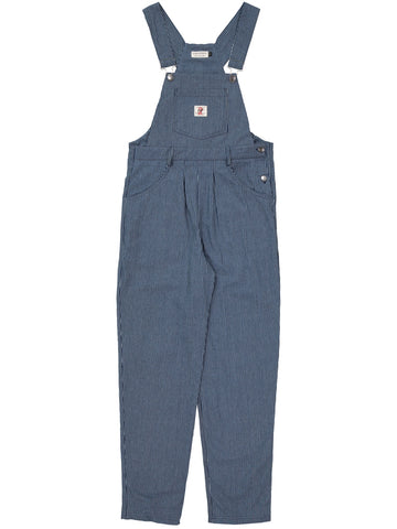 Hickory Stripe Dungaree (Full Length)