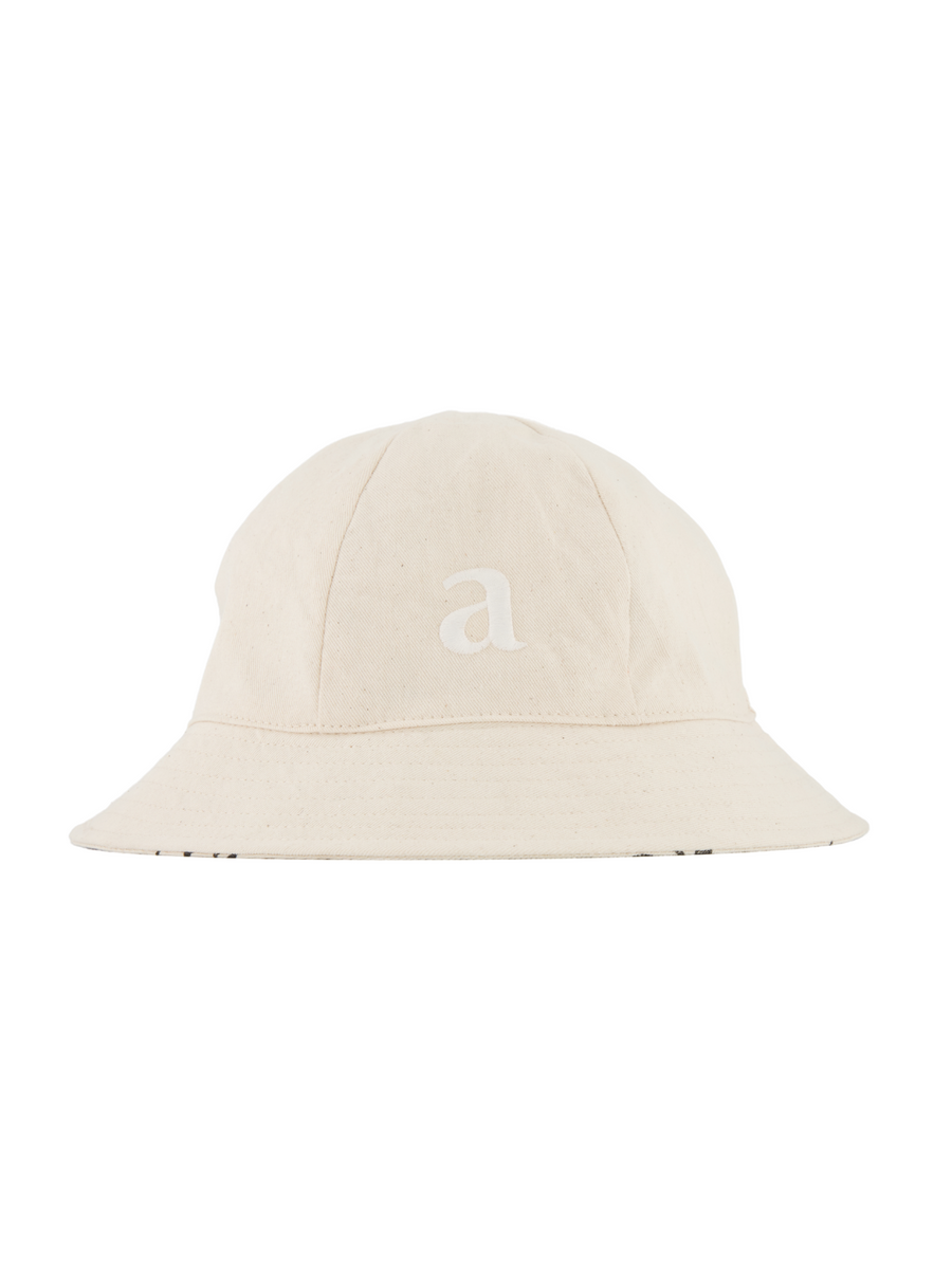 Reversible 6 Panel Natural - Artclub and Friends