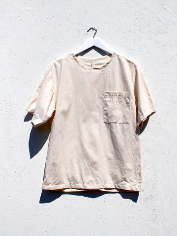 Woven Tee Canvas (Sample)