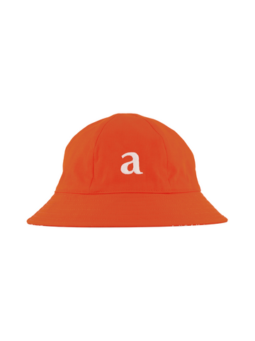Reversible 6 Panel Tangerine - Artclub and Friends