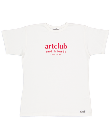 Original Tee- Red - Artclub and Friends
