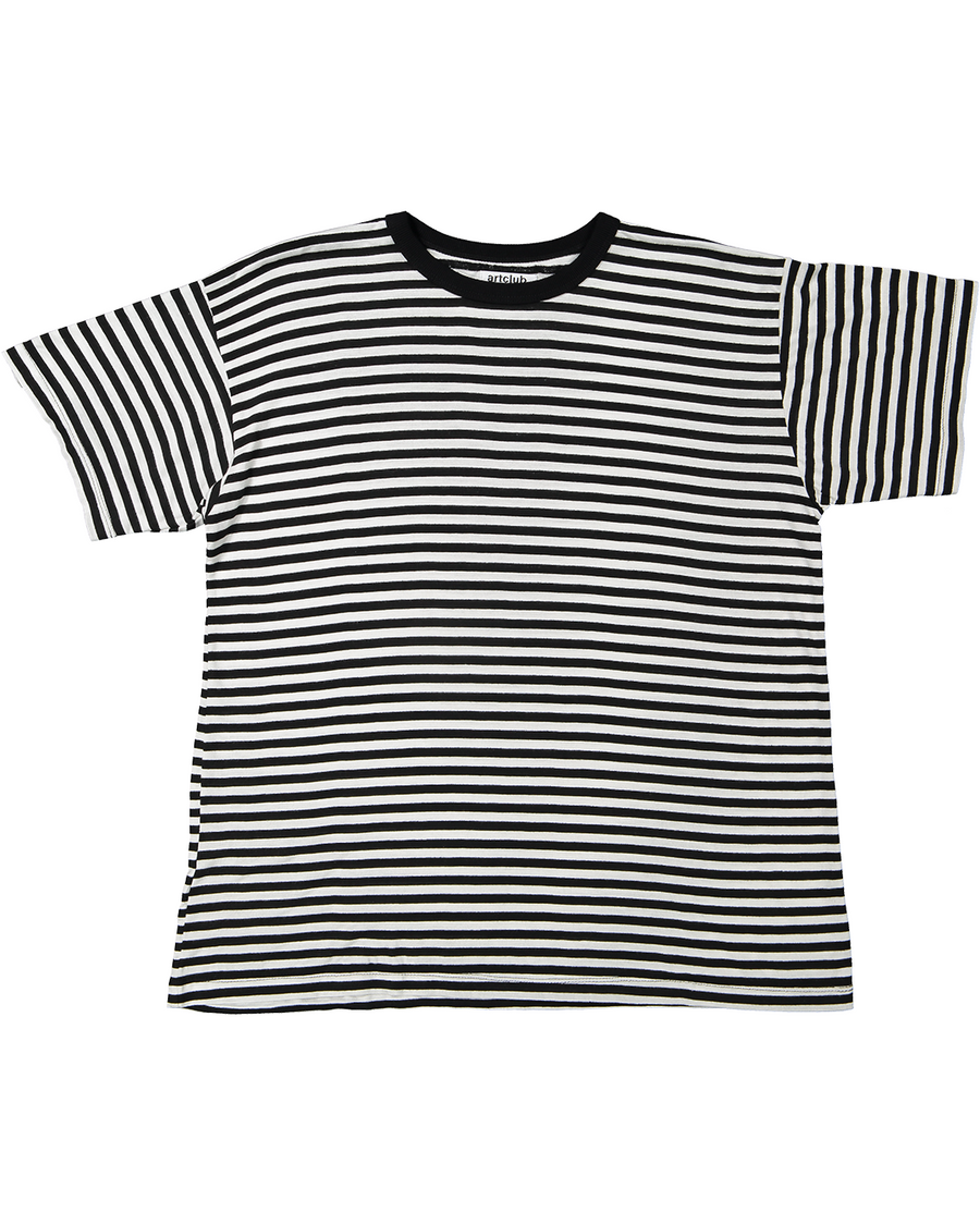 Stripe Tee - Artclub and Friends