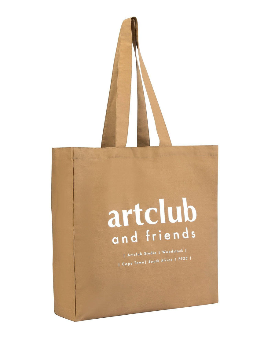 Artclub Studio Tote Bag - Artclub and Friends