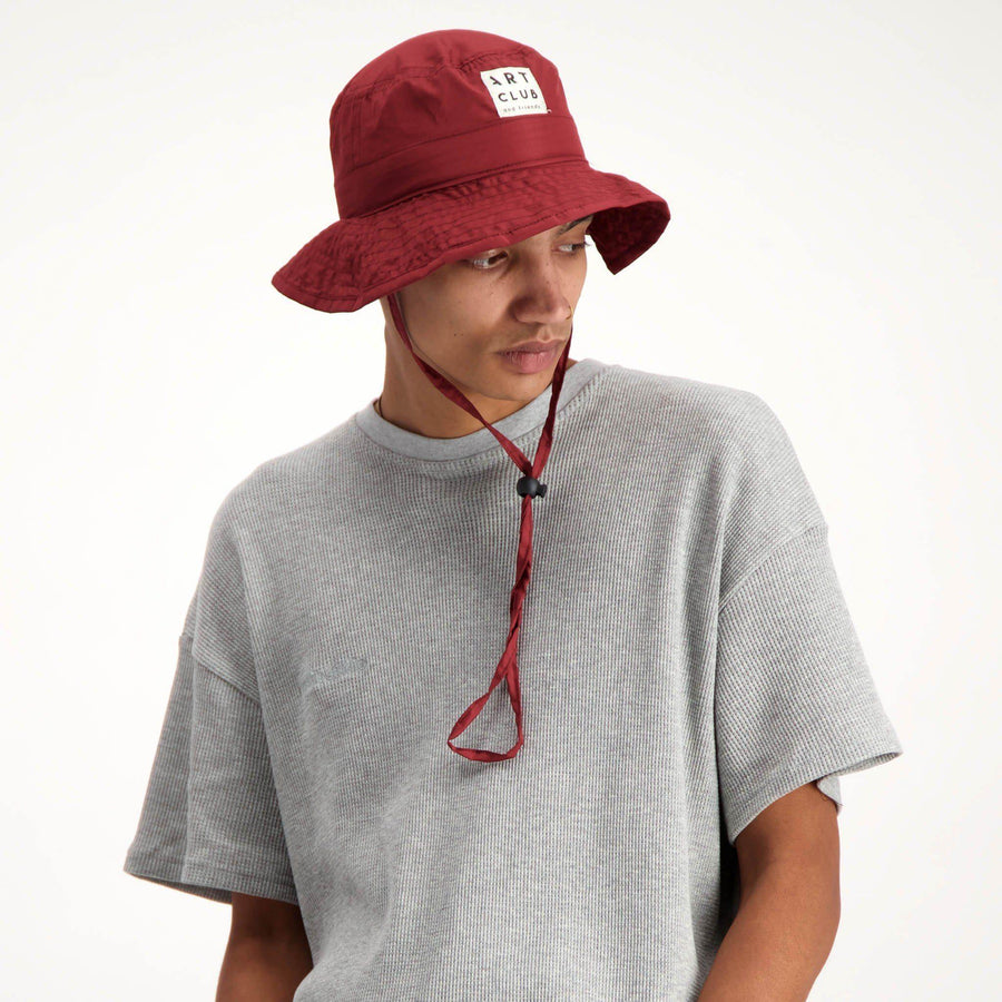 Soft Shell Bucket Hat - Artclub and Friends
