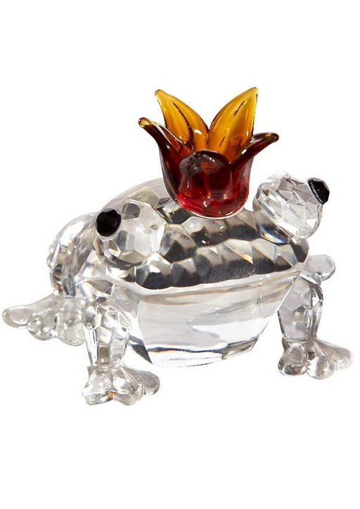 Maison & Garden - Glass Frog - Browse all Giftware