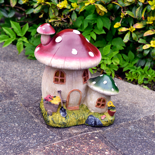 TOADSTOOL SOLAR LIGHT