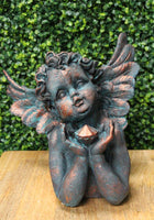 POLYRESIN ANGEL DECOR