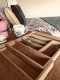 BAMBOO EXTENDING CUTLERY TRAY