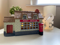POST OFFICE SOLAR LIGHT