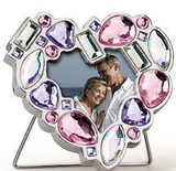 HEART MOSAIC FRAME (SMALL)