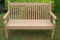 Maison & Garden - WINAWOOD Sandwick 2 Seat Bench in Teak - Shop all Garden Furniture