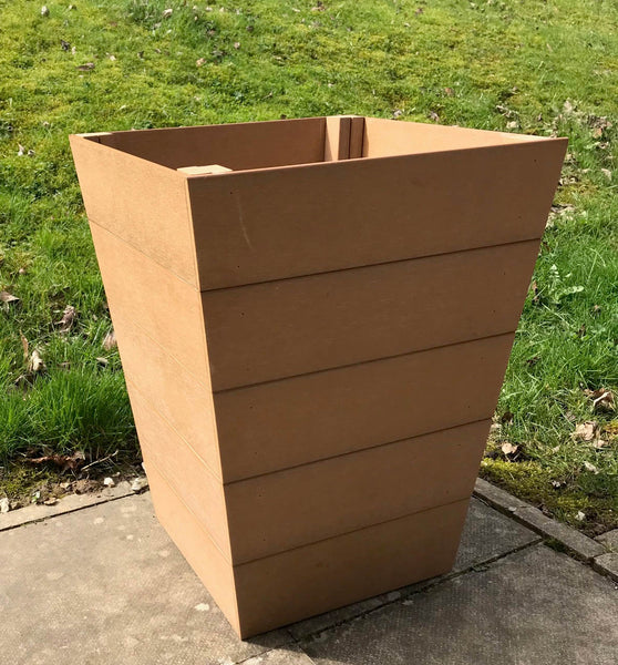 Large Winawood Planter - Teak