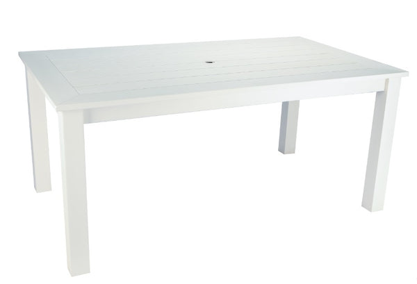 Rectangular Winawood Dining Table 160x98.3x76cm - White