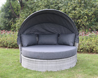 Olivia Double Day Bed - Grey