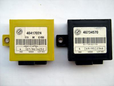 Software module 1 – Fiat, Lancia, Citroen, Peugeot immobox Delphi