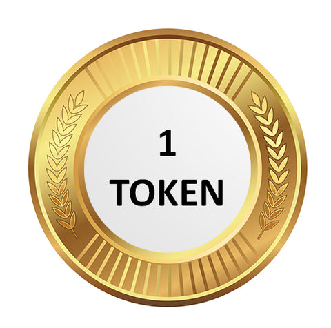Sonderhash 1 token