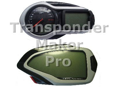 Software module 171 – MV Agusta bikes dashboard