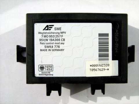 Software module 22 – VW, Skoda, Seat IMMO1 immobox Siemens