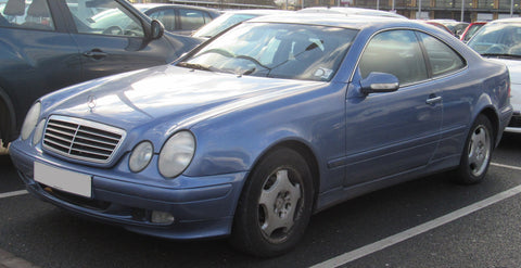 C208 (Coupe) Mercedes-Benz CLK-Class Key Programming - Virtual Locksmith Service