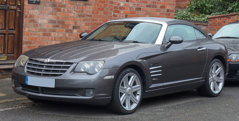 Chrysler Crossfire R170 Immo Box Repair - Virtual Locksmith Service